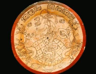 玛雅文明的大地之龟