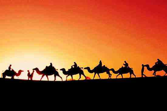 丝绸之路国际徒步节在敦煌开幕
