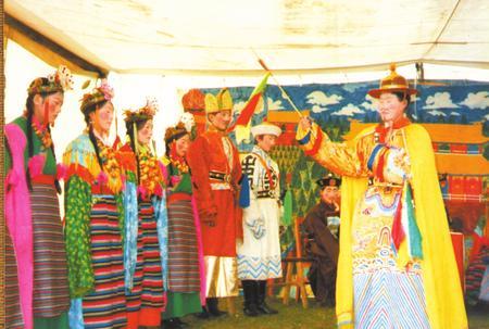 【视点】甘南藏戏——民族团结的艺术结晶