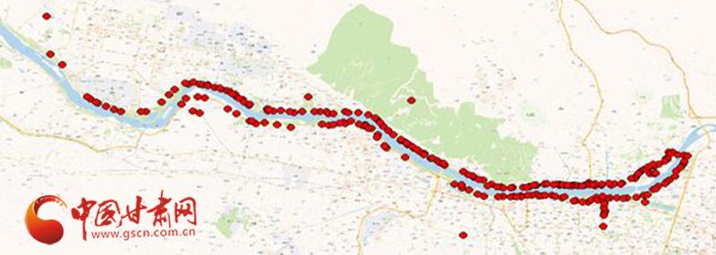 """兰马赛道免费WIFI全覆盖  --兰州市大数据局建设""""无线城市""""见实效"""