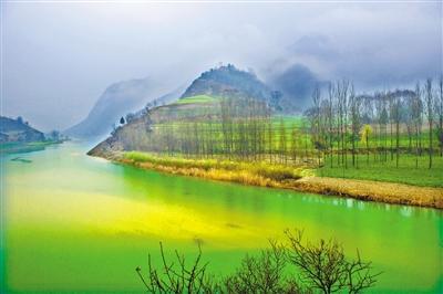 【西部地理】文化之河西汉水,一条曾隐匿了身世的河流
