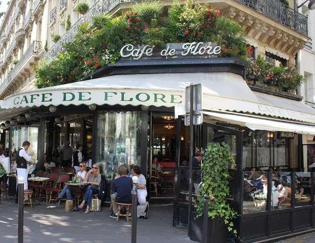 """姜昆:巴黎的""""花神咖啡馆"""""""