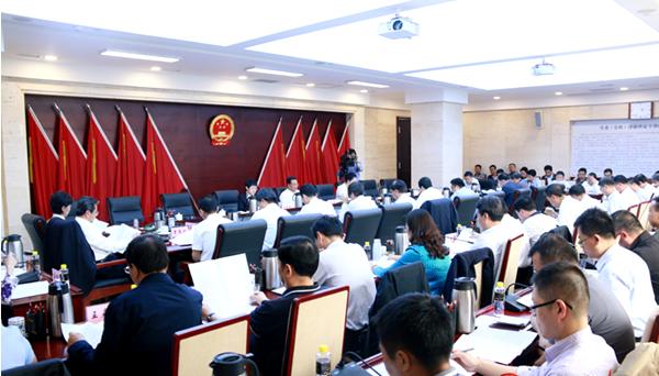唐仁健在第三届敦煌文博会筹备工作第二次专题会议上强调:打造有品质有品牌有品位的文化盛会