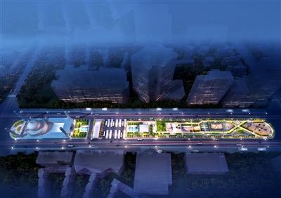 """整体环境提升改造、交通体系优化组合——兰州西关什字将建成兰州城区""""辅客厅"""""""