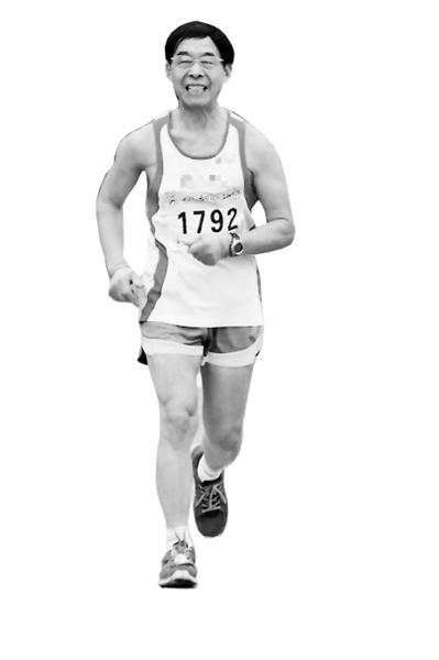 兰马丨七旬老人王美琪 挑战自己的第一百个马拉松