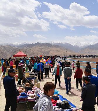 【旅游】前5个月甘肃全省共接待游客9500万人次