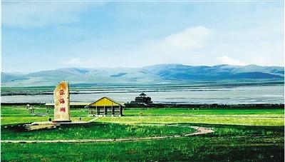 甘肃湖泊 陇上明珠(图)