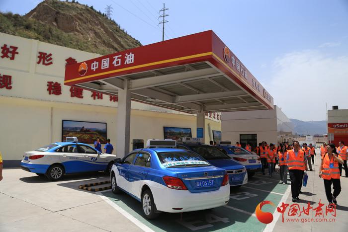 探访中国石油甘肃销售公司一线库站 感受石油精神(图)