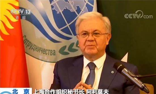 """上合组织秘书长:""""八国""""模式使上合组织更具国际性"""