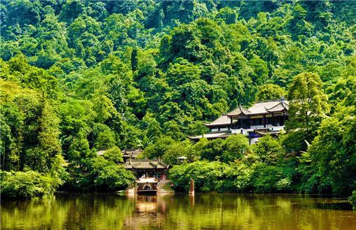 世界环境日,青城山-都江堰景区开启绿色生活