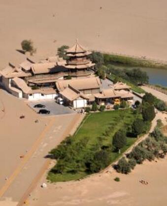 甘肃省将把11个大景区建设成标志性工程