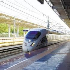 西固站6月7日开通运营 共有5趟城际列车停靠西固站