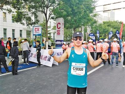 【2018兰州国际马拉松赛】一朝结缘兰马 八年奔跑不息