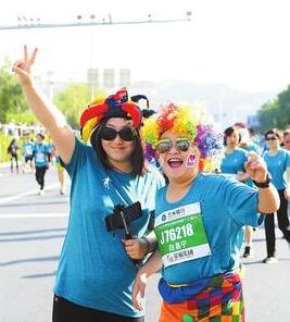 2018兰州国际马拉松赛侧记