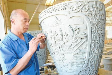 """临夏州被命名为""""中国砖雕文化之乡"""""""
