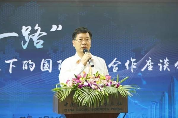 左手学术右手出版,讲好中国故事 ——专访中国社会科学出版社社长赵剑英