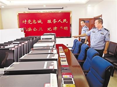 """甘肃省警方侦破首例""""校园套路贷""""大案"""