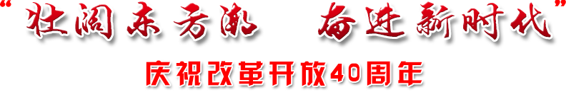 改革开放40年 喜看陇原巨变