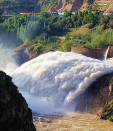 刘家峡水电厂前5月节水增发电量同比增长135%