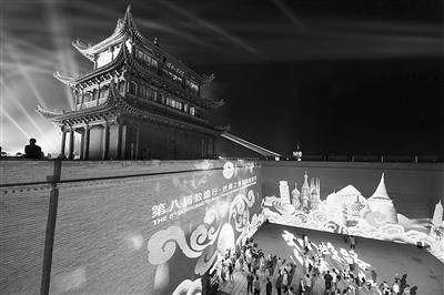 敦煌行·丝绸之路国际旅游节开幕 林铎宣布开幕 唐仁健杜江致辞 欧阳坚等出席