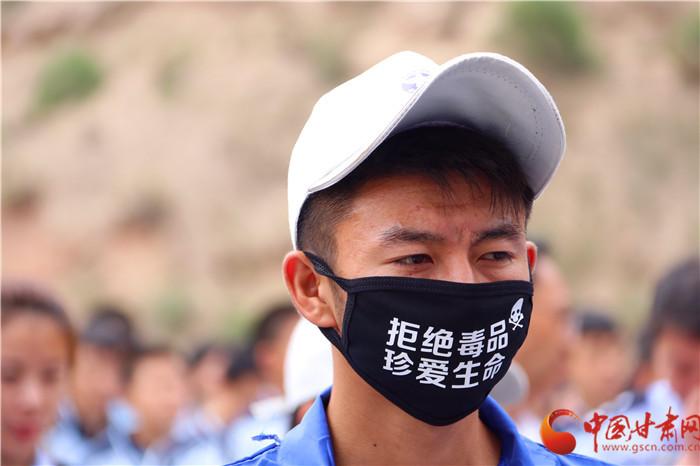甘肃高校禁毒公益联盟在兰成立  青春年华拒绝毒品 (组图)