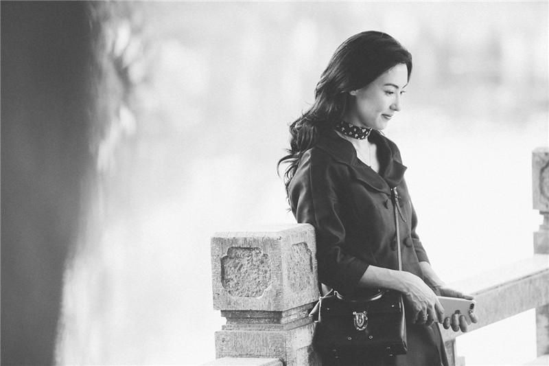 张柏芝最新写真曝光 笑容温暖迷人