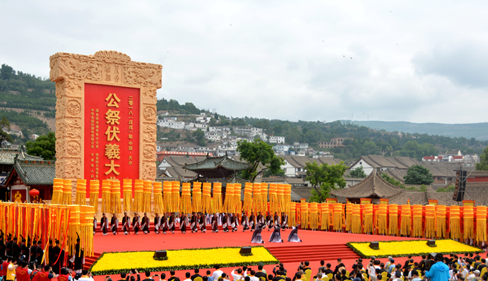 """31项文化活动""""引爆""""伏羲文化旅游节(图)"""