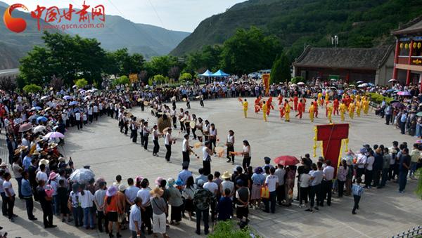 天水武山祈福文化旅游节9项系列活动邀您前来祈福纳祥(组图)
