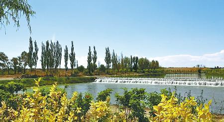 绿色梦想在这里延伸——酒泉市瓜州县生态建设侧记
