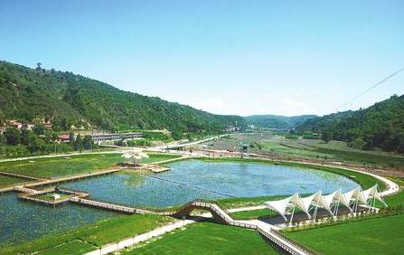 庆阳市华池县大力发展一体的休闲旅游产业