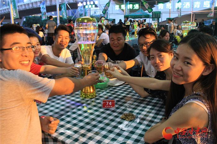 兰州将举办啤酒节 邀市民共享欢乐仲夏夜(组图)