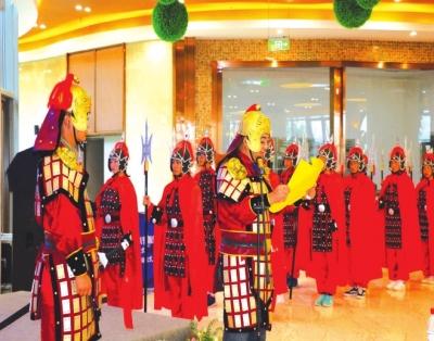 甘肃省首届研学旅行与营地教育资源交流会在张掖举行