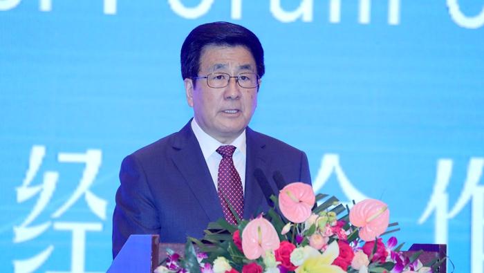 第二十四届中国兰州投资贸易洽谈会暨丝绸之路合作发展高端论坛开幕(组图)