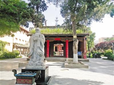 西部地理丨秦州文庙:浸润古城天水的儒家文脉