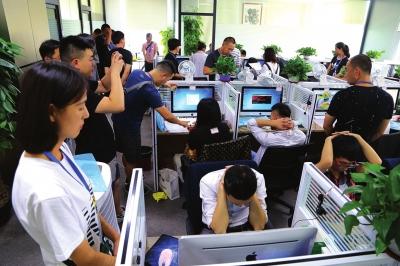 兰州警方成功破获5·03特大电信网络诈骗案