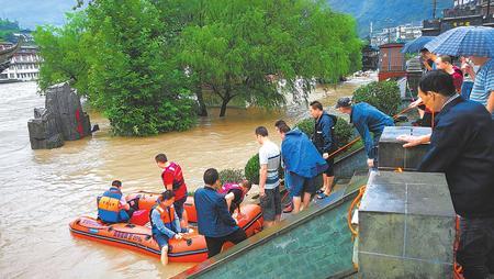 国家防总黄河防总及甘肃省启动防汛Ⅲ级应急响应