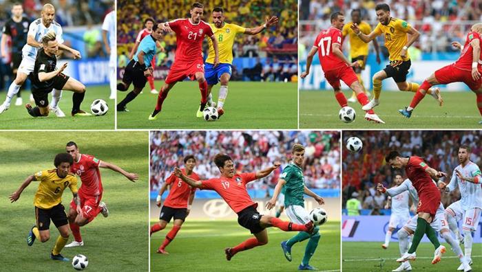 足球——俄罗斯天下杯之最
