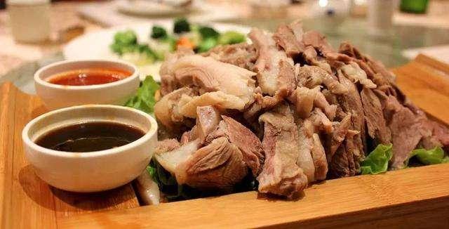 三伏吃羊肉养分安康