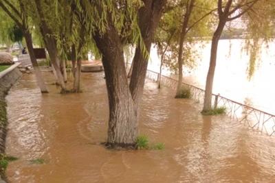 整治疏浚河洪道派人值守河堤坝 兰州主城区全力防范确保安全度汛