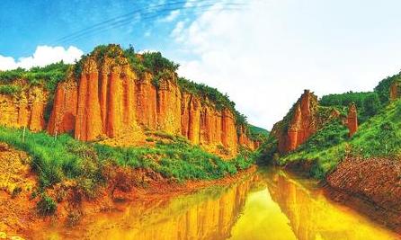 庆阳市合水县注重挖掘地方自然资源 推进旅游产业提质发展