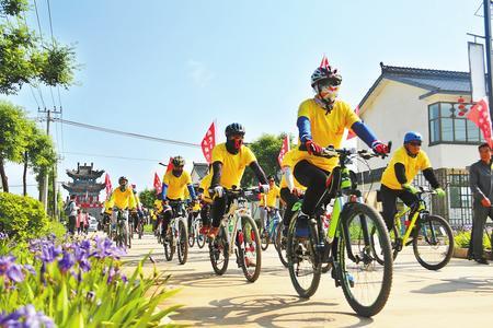 平凉:乡村旅游的兴起为农村发展注入了新动能