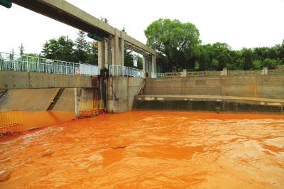 黄河超高浊度水险情已度过