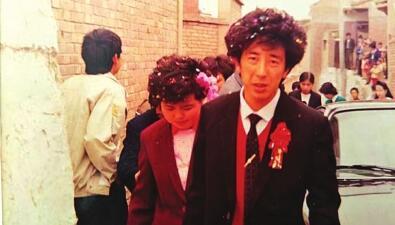 【陇尚记忆(11)】一件婚服浓缩的时尚变迁