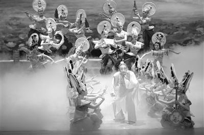 兰州首个旅游驻场演出项目旅游版舞剧《丝路花雨》亮相黄河剧院
