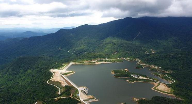 海南首个抽水蓄能电站全面投产发电