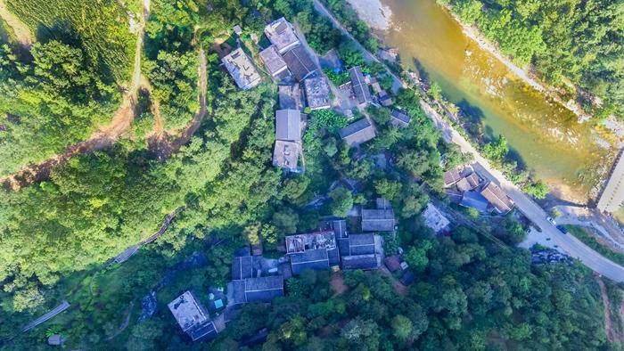 【最甘肃·生态】陇南康县:美丽乡村入画来