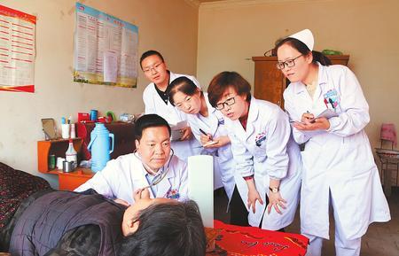 庆阳市西峰区:健康扶贫拔穷根