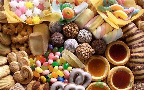 小心 你吃的可能是垃圾零食
