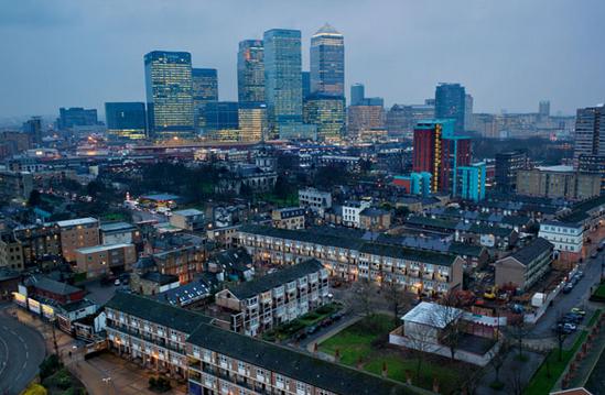 谁激活了伦敦东区