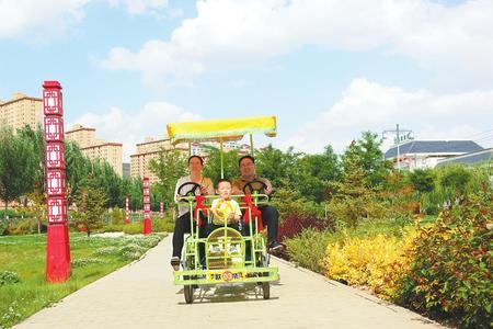 白银市会宁县加快旅游业发展步伐